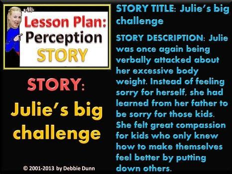 Challenge Your Perception Of by 17 Best Images About Perception Lesson Plans For Middle
