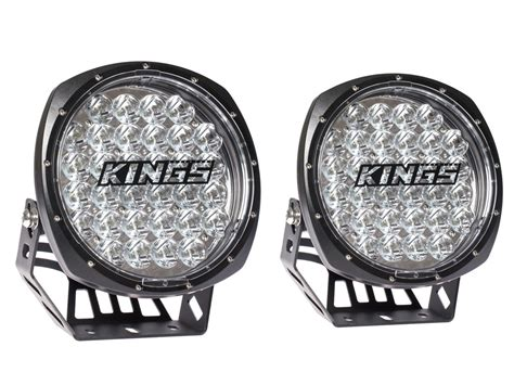 adventure illuminator 9 quot led driving lights