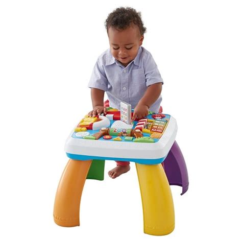 50 best toys for 7 fisher price laugh learn around the town learning table target