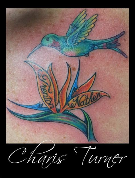 bird of paradise tattoo pin by whiteaker on tattoos and piercings