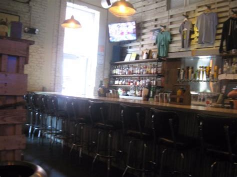 The Boiler Room Restaurant by Bar Area Picture Of The Boiler Room Oyster Bar Kinston