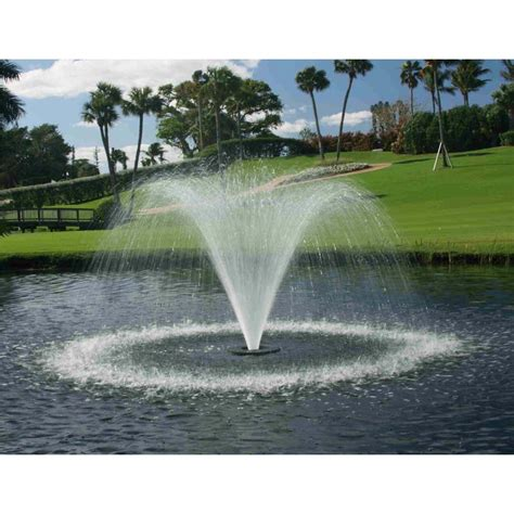 backyard pond fountains outdoor water solutions 174 pond fountain kit 100 282035 pool pond at sportsman s