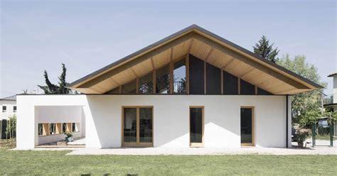 Maison Bioclimatique Architecture by Une Maison Italienne 224 Architecture Bioclimatique Et