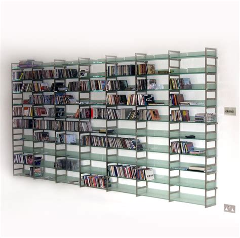 Steel Bookcase by A Steel Bookcase With Simple Doherty House