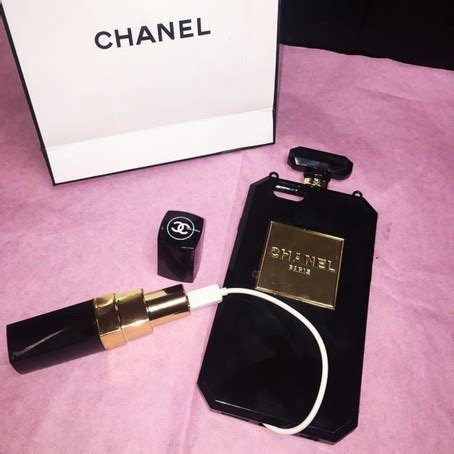 chanel lipstick portable power bank travel cell charger on storenvy