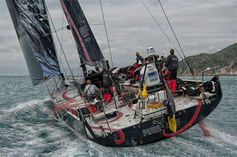 volvo race telefonica wins leg 3 boats uk