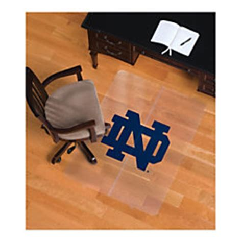 Notre Dame Office Chair by Es Robbins Sports Of Notre Dame Logo Floor