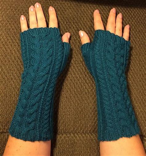 knitting pattern wrist warmers wrist and hand warmer knitting patterns in the loop knitting
