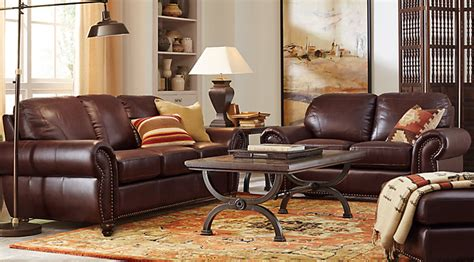 gennaro 5 pc leather sectional sofa living room sets living room suites furniture collections