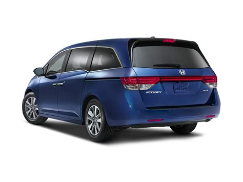 2016 Honda Odyssey Price Photos Reviews Features