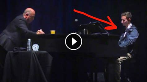 billy joel fan club brave student asks billy joel to perform with him and