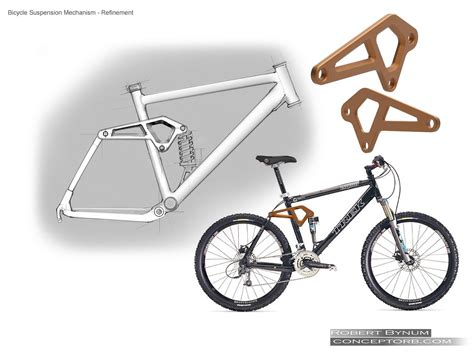 bike swing arm mountain bike suspension swing arm by robert bynum at