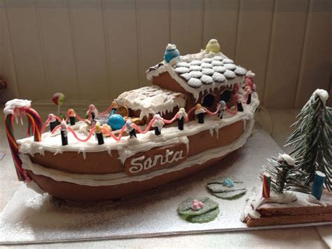 gingerbread boat template 538 best images about around the world cakes on