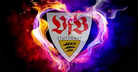 stuttgart logo logo vfb stuttgart hintergrund hd hintergrundbilder