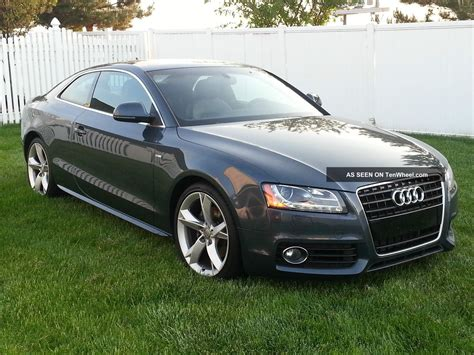 Audi A6 2 Door Coupe by 2009 Audi A5 Quattro Base Coupe 2 Door 3 2l