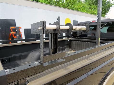 Rack Test Rails by Rack Em Rack For Truck Bed Side Rails Holds 2 Trimmers