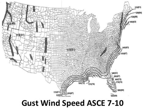 new jersey design wind speed map fortified home hurricane digging deeper into the