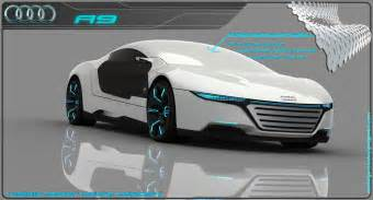 Audi A9 Concept Vehicle Audi A9 Concept By Myspcars Myspcars The News About
