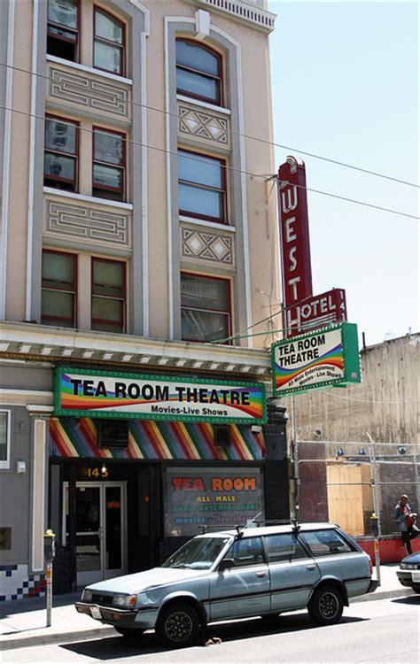 tea room theater tea room theatre in san francisco ca cinema treasures