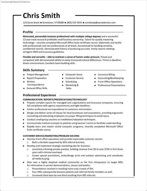 10 functional resume templates pdf doc free premium templates