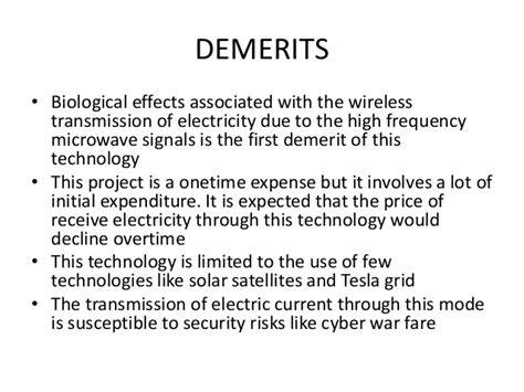Merit And Demerit Of Mobile Phone Essay by Wireless Power Transfer Using Microwaves