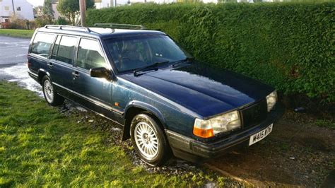manual cars for sale 1995 volvo 940 security system volvo 940 turbo wentworth manual in cockermouth cumbria gumtree