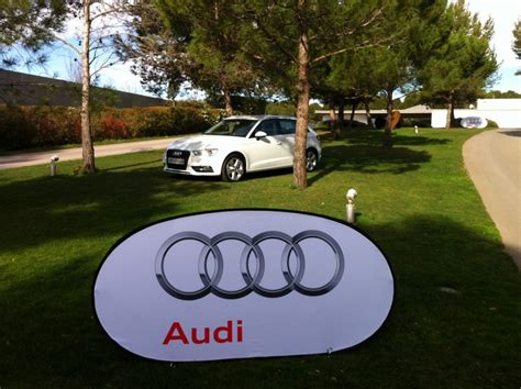 Audi Golf Cup by Golf Audi Quattro Cup 2013 Audi Mediaservices Espa 241 A
