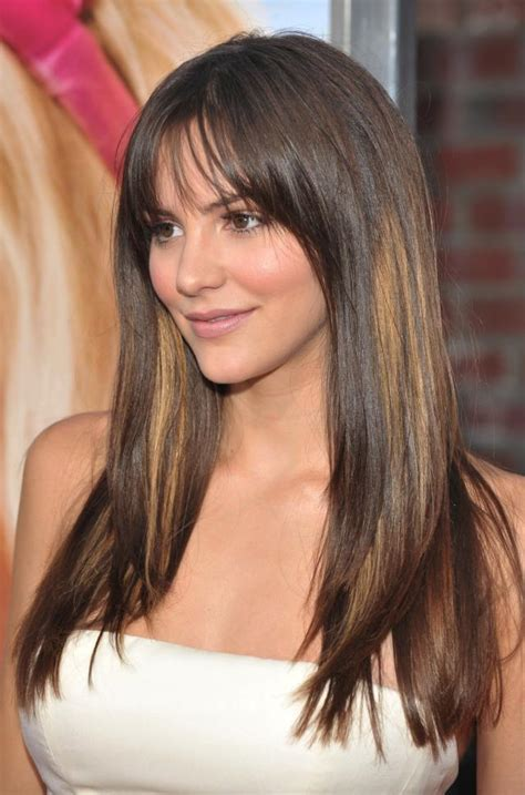 hair cuts away from face best hairstyles for long face shapes 20 flattering cuts
