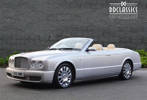 bentley brooklands convertible bentley azure convertible rhd