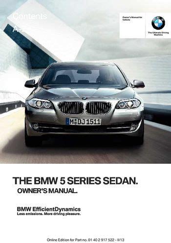 download car manuals pdf free 1992 bmw 5 series parental controls download 2013 bmw 528i owner s manual pdf 246 pages