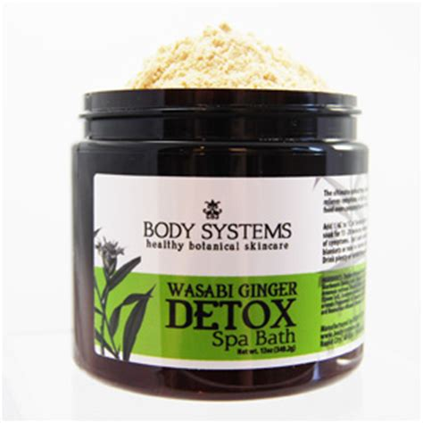Hangover Detox Bath Salt by Wasabi Detox Bath Treatment Systems