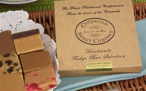 Handmade Fudge - cotswold fudge handmade by cotswold sweet company