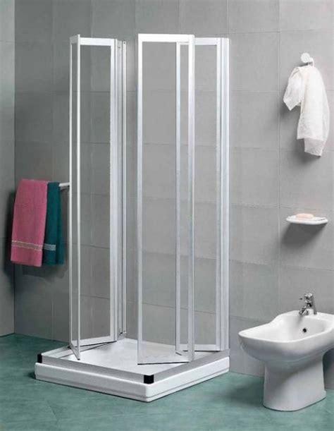 doccia tre lati box doccia 3 lati a scomparsa in metacrilato e alluminio