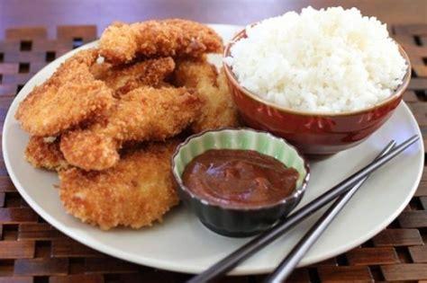 Chicken Katsu Teriyaki resep chicken katsu ala hoka hoka bento resep harian
