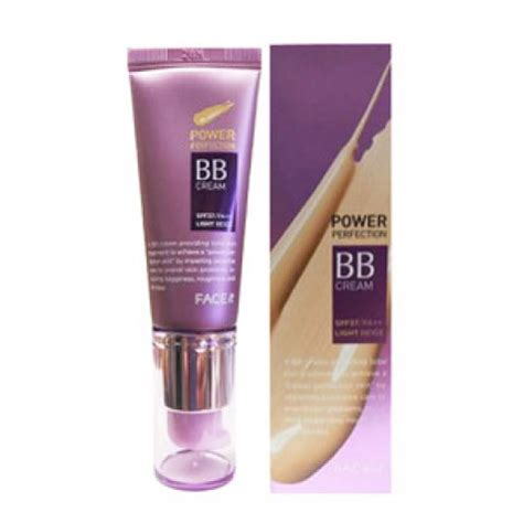 The Shop It Spf 37 Pa 20gr 02 Beige bb it power perfection spf37 pa thefaceshop 20ml thefaceshop360