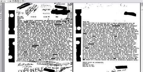 Tesla Fbi Nikola Tesla Fbi Files Pdf Ebook