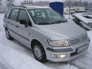 Mitsubishi Space Wagon 2000 Used 2000 Mitsubishi Space Wagon Wallpapers