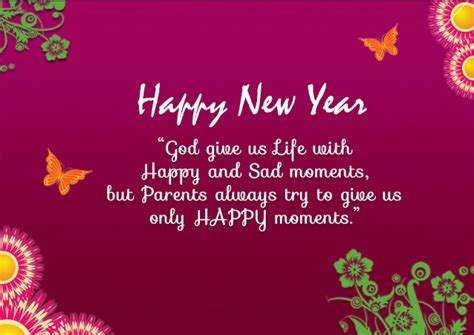 happy  year  greeting card image picture   family