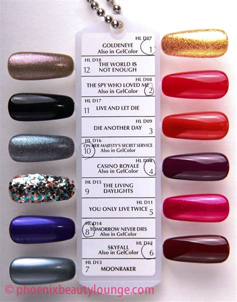 Plum Collection By Dnd Tupperware opi skyfall collection preview and swatch