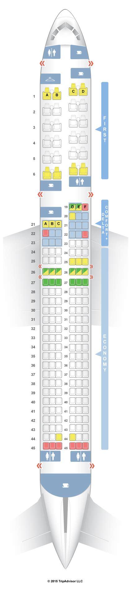 boeing 757 200 seats seatguru seat map delta boeing 757 200 757