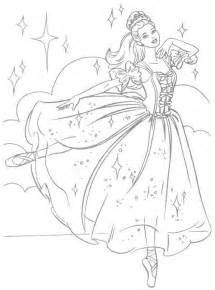 Coloring pages barbie fashion show coloring pages