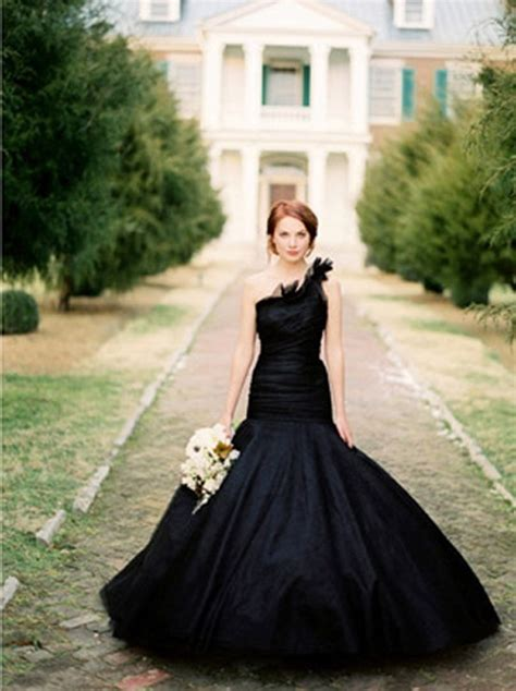 Wedding Black by 30 Gorgeous Wedding Dresses That Are Not White Wedding