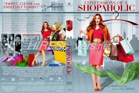 Confessions Of A Shopaholic Type Dvd 1 dvd cover custom dvd covers bluray label dvd
