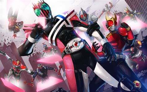 Kamen Rider Decade Meets The Gokaigers Jefusion Kamen Rider