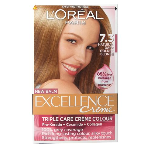 L Oreal Excellence l oreal excellence creme 7 3 golden ebay