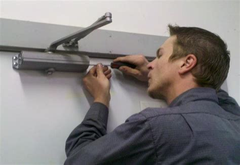 Adjusting A Door Closer how to adjust a door closer and maintain it properly