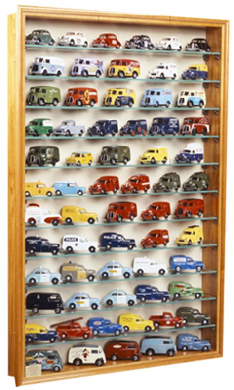 Glass display cabinets and display cases for collectors