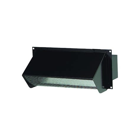 Kitchen Exhaust Vent Wall Cap by Broan 639 Wall Cap For 3 1 4 Quot X 10 Quot Duct For Range Hoods