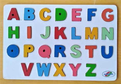 jual mura alat peraga edukasi puzzle abjad timbul model