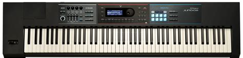 Keyboard Roland Juno Stage roland juno ds88 synthesizer stage piano with 88 note keyboard fairdealmusic